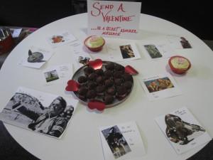 2013 Valentine's Day bake sale