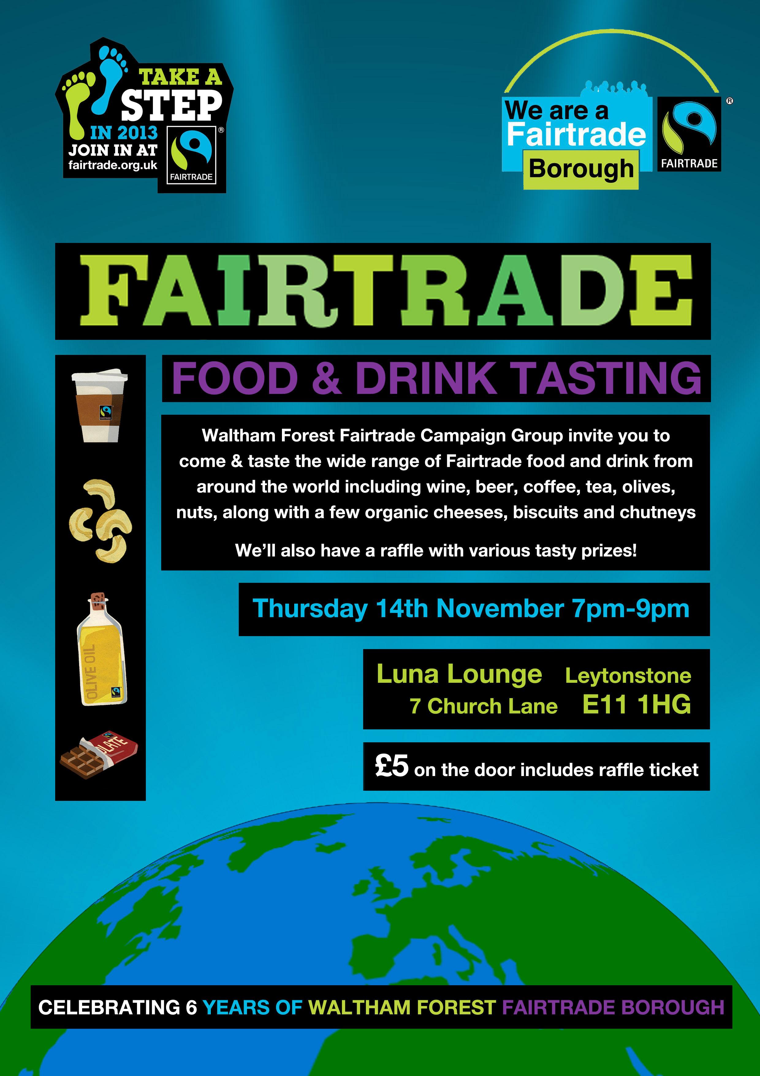 Fairtrade London » Waltham Forest Fairtrade Celebration ...