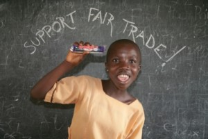 Support Fairtrade! Juliana Danso lo res