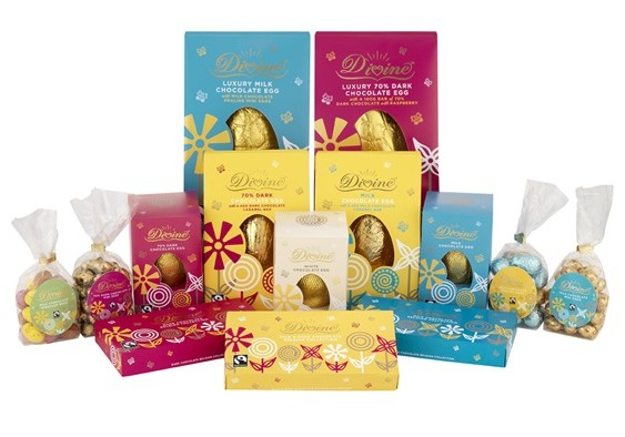 Divine Chocolate Easter range photo